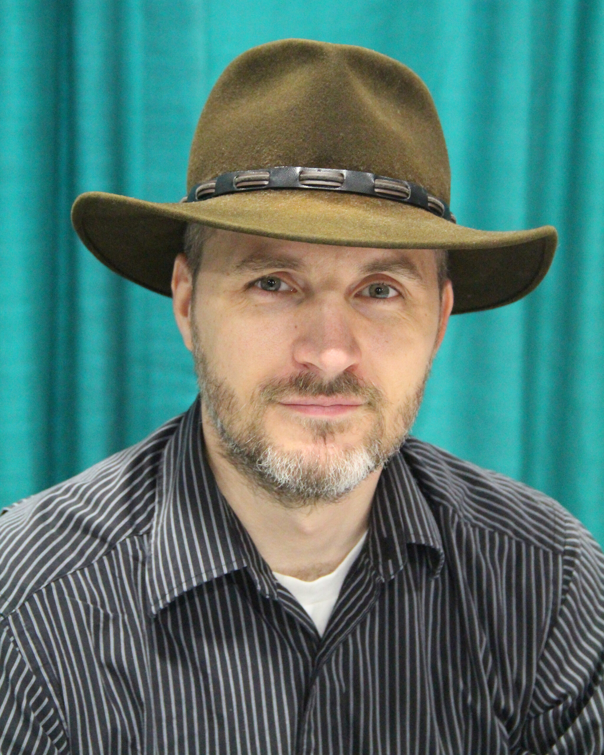 Author Dan Wells at the 2015 National Book Festival